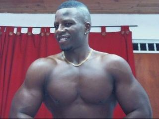 BigBlackMuscle webcam
